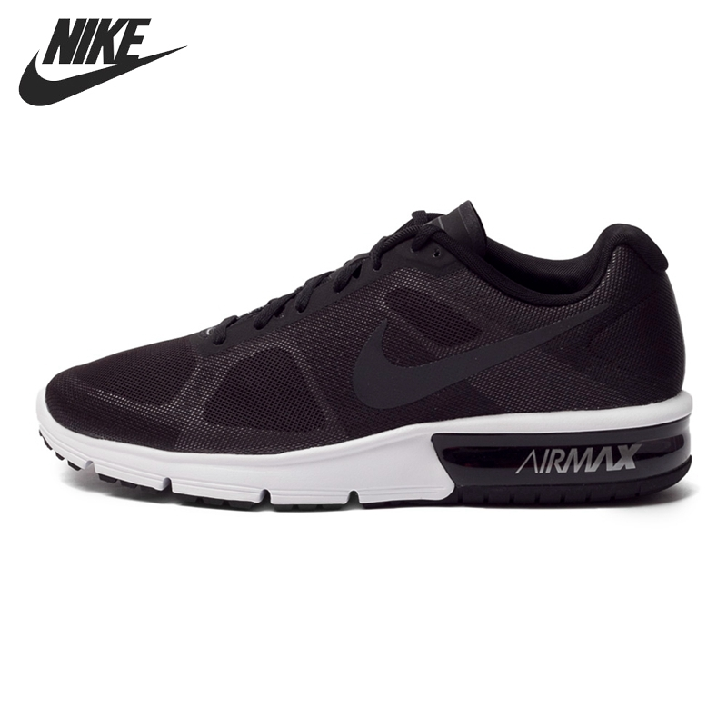 Original New Arrival NIKE AIR MAX SEQUENT Men\u0026#39;s Running Shoes Low top Sneakers free shipping(