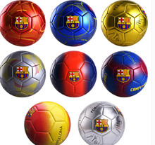 European Cup, World Cup Soccer authentic Barcelona No. 45 No. adult child student training ball Champions League soccer match(China (Mainland))