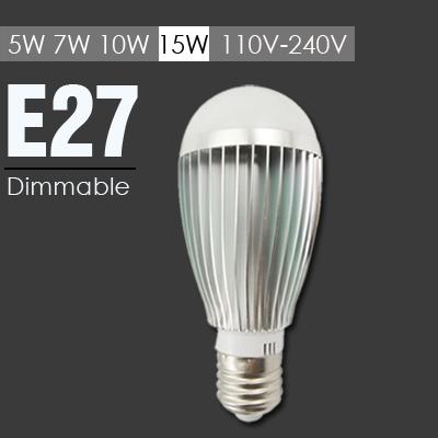 Light Bulb Types of 110V-240V E27 Light Globe 15W 10W 7W 5W Light Globe Lamp Cold Warm White Bubble Light Bulbs Home Decoration(China (Mainland))