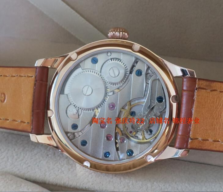 Sapphire crystal PARNIS watch the seagulls ST3600/6497 gooseneck core rose gold watchcase onion manual mechanical men's watch