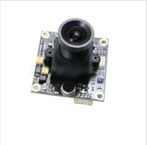 HD 700TVL Sony CCD Effio-E Mini CCTV Security PCB Board FPV Audio A/V Camera Mic 2.8 Lens(China (Mainland))