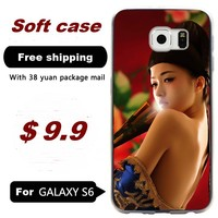 Soft Hard back cover For Samsung Galaxy Note4 N9100/ Note5 N9200 silicone protective cases  phone case  opera spiritual release
