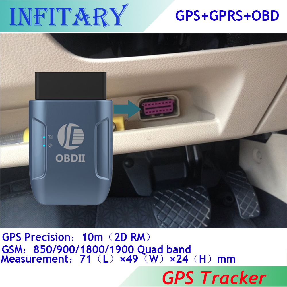New Arrived Hot Selling Free Shipping Car GPS Tracker TK206 Geo-Fence OBD GPS/GPRS/GSM Motocycle/ Vehicle Tracker car accessory(China (Mainland))
