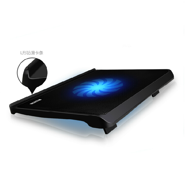 Hot Sale Portable Lapdesk for 12/13/14/15/15.6 Inch Laptop Cooling Table Top Quality(China (Mainland))