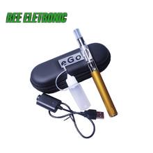 Ego battery Ce4 atomizer E cig mini zipper kit 1.6ml Ego T smoking hookah pen ego rechargeable hookah pen Electronic hookah