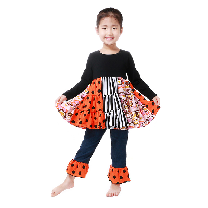 Buy Girl Toddler Clothes Halloween Floral