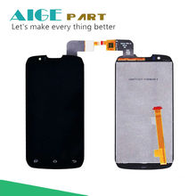 LCD Display Touch Screen Digitizer Glass Panel For Pentagram Mon ster P430-1 Monster p430 1(China (Mainland))