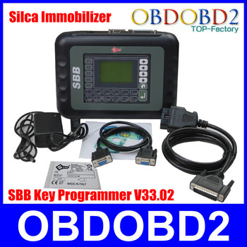 2015 SBB Key Programmer Silca V33.02 Sbb Immobilizer Key Maker Multi-Brand Cars A+++Quality +Best Price Hotselling  CNP Free