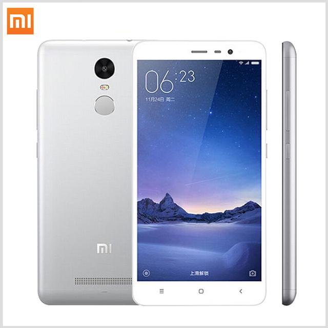 "Xiaomi Redmi Note 3 Pro 2 ГБ ОПЕРАТИВНОЙ ПАМЯТИ + 16 ГБ ROM Примечание 5.5 ""MIUI7 Snapdragon 650 4 Г отпечатков пальцев ID Смартфон"