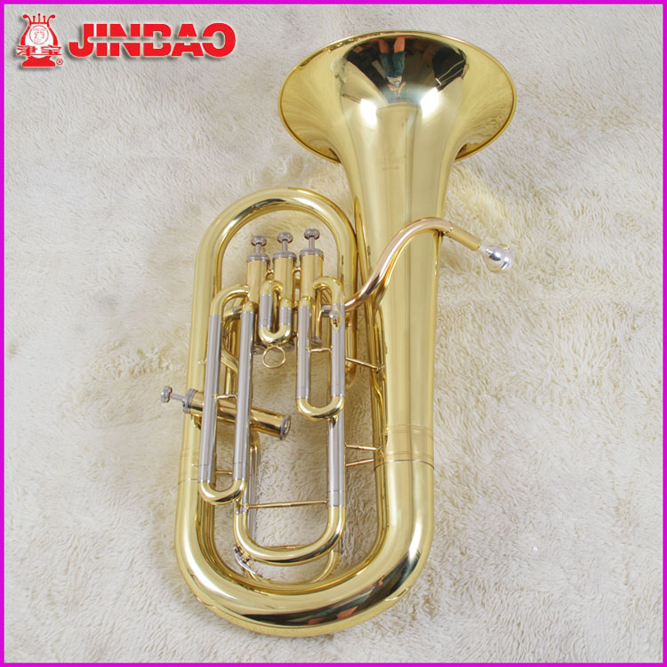 Violin music jinbao musical jbep-1142 key bb euphonium qau<br><br>Aliexpress