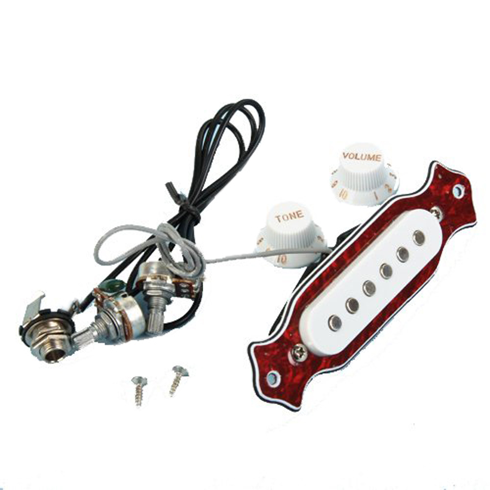Single Coil Magnetic Acoustic Guitar Pickup(China (Mainland))