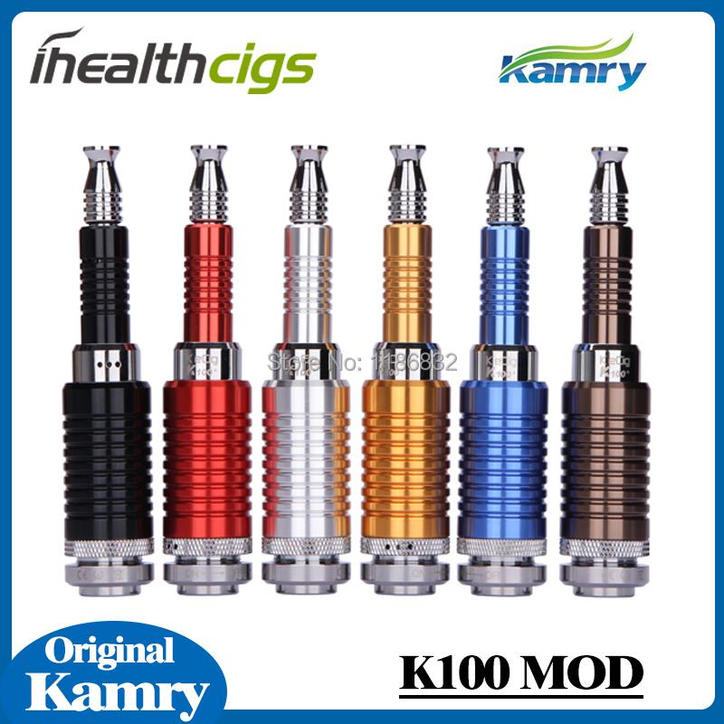 k100 eGo e cigarette e pen k100 Mechanical Mod Ecig with Rechargeable 2200mah Battery e vapor K100 ecigs Free Shipping 10pcs/lot<br>