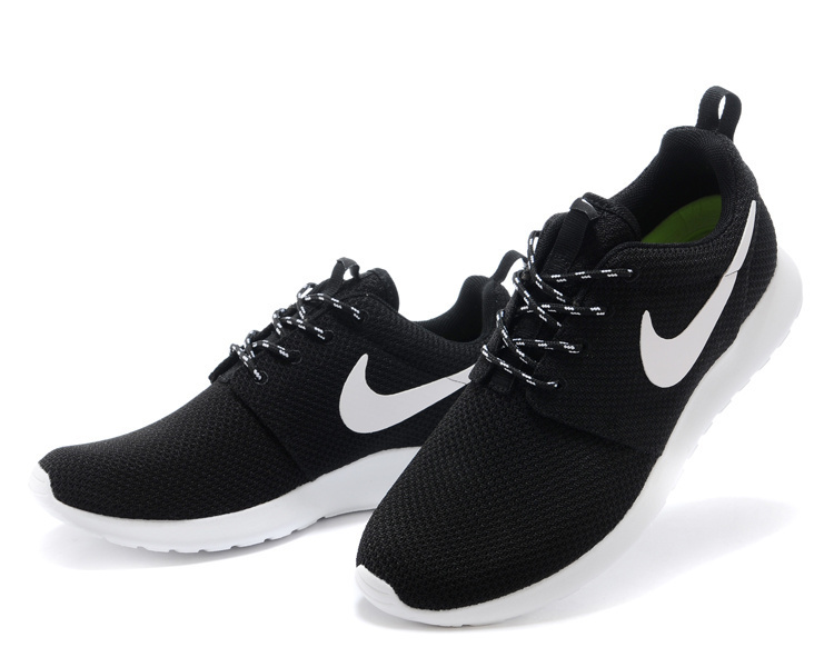 black and yellow mens nike shoes. roshe runs size 16 Running ...
