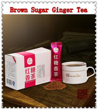 180g New Arrival High quality Brown Sugar Ginger Tea Chinese Coffee Instant Ginger Tea Women's Health Tea Free Shipping