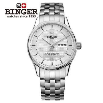 HandMade man automatic mechanical watch famous design watches hollow out steel explorer white wristwatch with date month(China (Mainland))