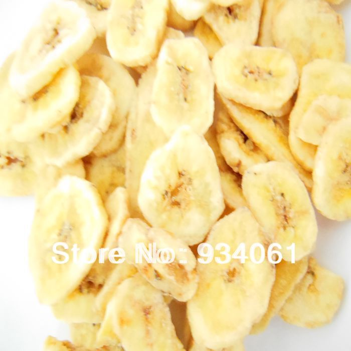 China specialty dried fruit wholesale food banana chips snack free shipping