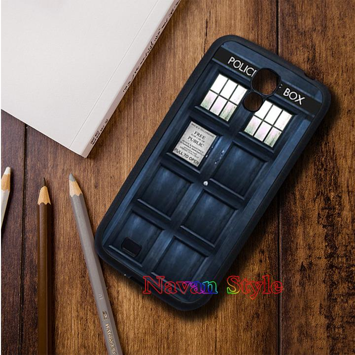 Doctor Who Tardis - The New Police Box cell phone case cover for Samsung Galaxy S3 S4 S5 Note 2 Note 3 s6 Note 4 *#G88BR(China (Mainland))