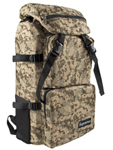 Outdoor army camouflage travel bags men women backpacks Camping Hiking bags individuality Student leisure pivot Daily backpacks(China (Mainland))