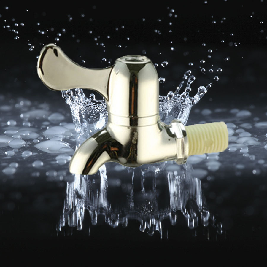 GJ-151 plastic water purifier parts faucets(China (Mainland))