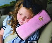 Детские автомобилей Авто ремень ремень плеча площадку Обложка детей защиты охватывает подушки безопасности поддерживают подушки 10 штук