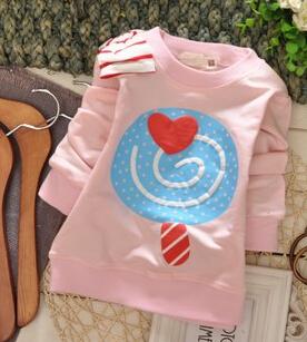 (1 шт./лот) 100% хлопок 2015 симпатичные кружева лук детские верхняя одежда