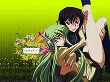 Free shipping CODE GEASS ZERO LELOUCH Japan Anime Poster printed silk wall decoration 12×18 24x36in(1450058728927)