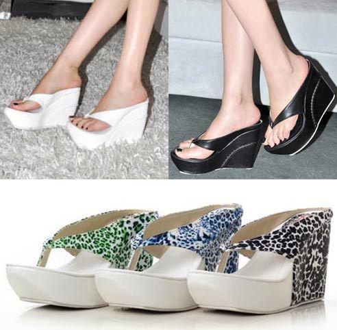 High Heels Flip Flop Sandals Platform Promotion-Shop for ...