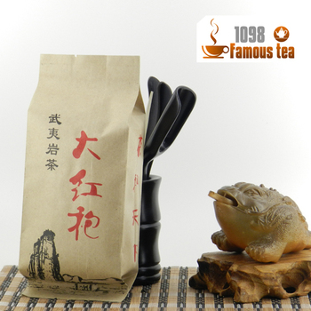 """AAA"" 70g Wuyi DaHongPao Wulong Tea With Kraft Paper Sacks,Big Red Robe Spring Tie,Free Shipping"