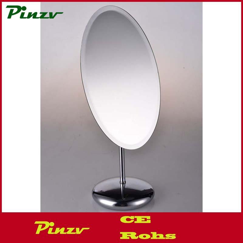 350 Giratoria Espejo Con Espejo Ovalado De Una Sola Cara