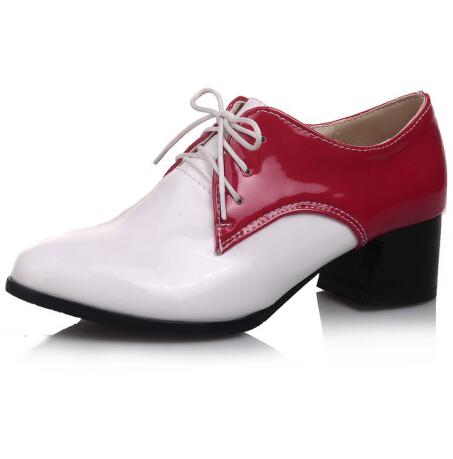 ENMAYER new high heel shoes women sexy footwear fashion lady platform female pumps Mixed colors  hot sale<br><br>Aliexpress