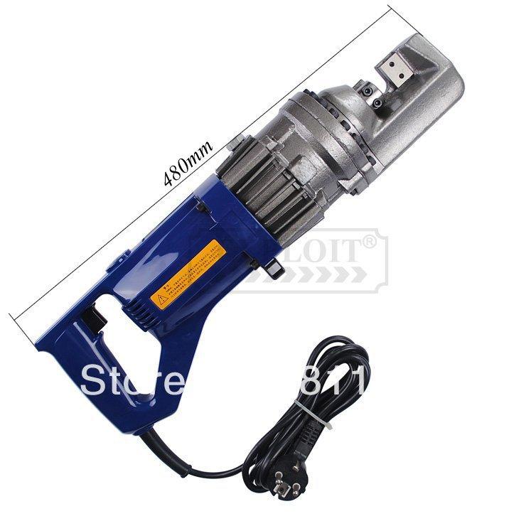 Portable Hydraulic Rebar steel Cutter hand-held Bar Steel Cutting Machine RC-16 - Online Store 811108 store
