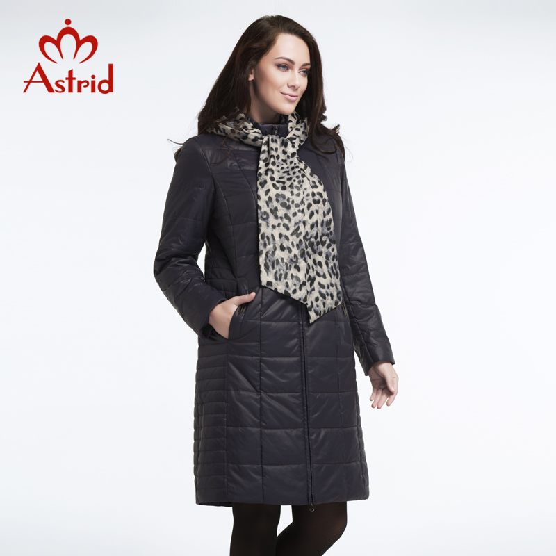 Astrid 2016 New Womens winter jacket Casual Fashion Women Parka Leopard Hooded Female Coat Brand Parka Plus Size AM-2606BWОдежда и ак�е��уары<br><br><br>Aliexpress