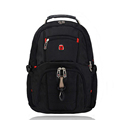 High Quality style Waterproof Polyester14 15 6 17 17 3 inches Laptop SWISS Men Backpack Computer