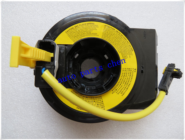New-Original Contact - Clock Spring for Hyundai 07-10 Santa Fe Factory OEM 934902B200(China (Mainland))