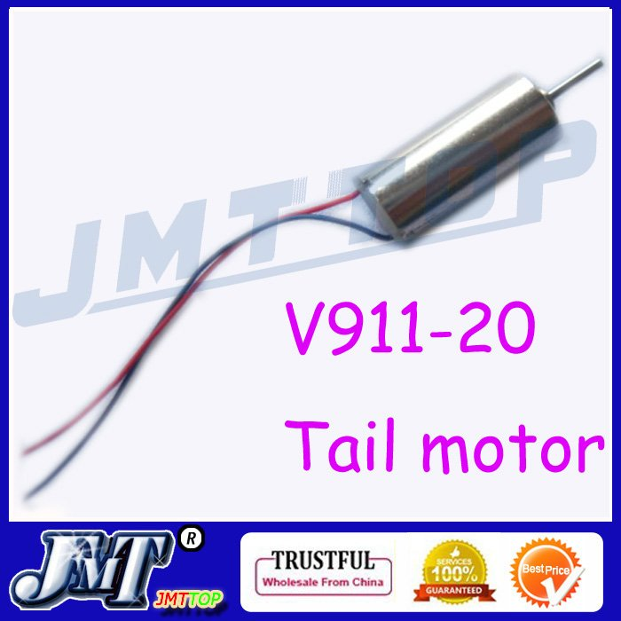 Wholesale F02133 V911-20 Tail motor For mini 4ch WL V911 RC Helicopter + Free shipping<br><br>Aliexpress