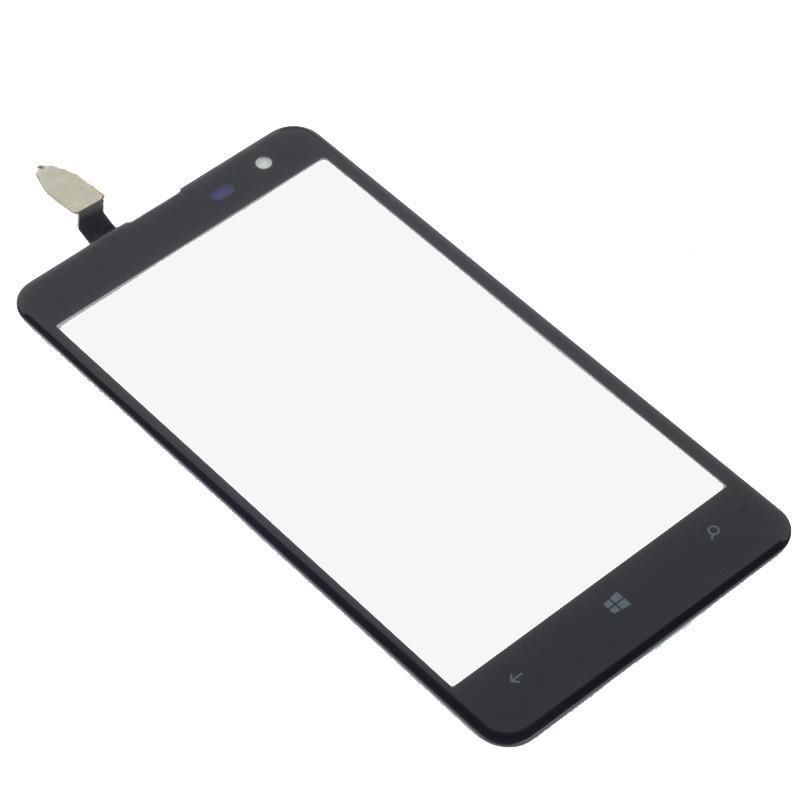 Free Shipping Useful Touch Screen Digitizer Outer Glass Panel Replacement Part Fr Nokia Lumia 625 New 2016 High Quality(China (Mainland))