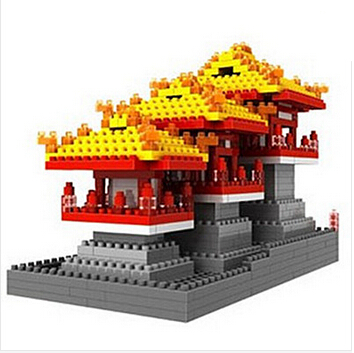 Hot Sale Construction Blocks China Daming Palace