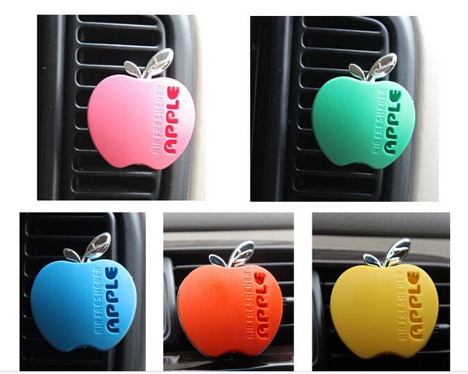 2015 Hot Car Vent Perfume Balm Car Air Freshener Car Perfume Oxygen bar Attractive New design Car perfume comfortable feeling(China (Mainland))
