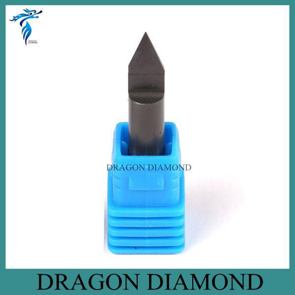 High Quality 1pc 30 Degree 6MM Marble Granite CNC Diamond Engraving Bit Router Bit(China (Mainland))