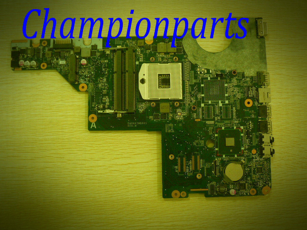 595184-001 for  laptop motherboard  CQ42  CQ62  G42 HM55 CHIPSET   PLACA MAE<br><br>Aliexpress