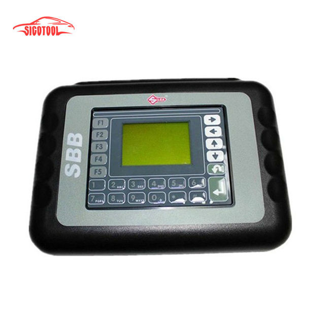 2015 Universal SBB Key Programmer By Immobilizer For Multi-Brands SBB Silca V33.02 Free shipping