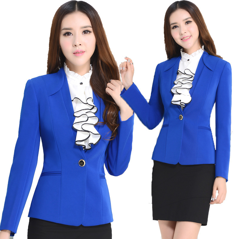 Online buy wholesale office uniform design from china for Office uniform design 2016