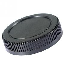 1pc Single Camera Back Cover Lens Cap Special Cover For M4 / 3 To prevent dust and damage