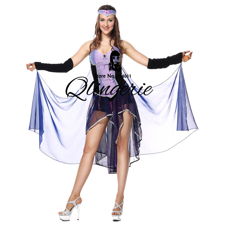 Sorceress Costume Sorceress Witch Costume