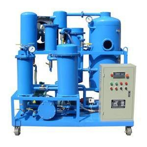 Vacuum Hydraulic oil recycling unit/ Lube oil filtering/oil purification machine(China (Mainland))
