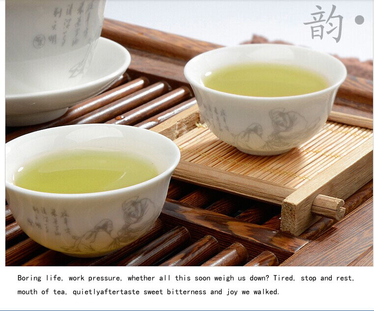 160g 10 packs Superior Healthy Chinese TiKuanYin Green Tea Tieguanyin tea factory direct sale the wholesale