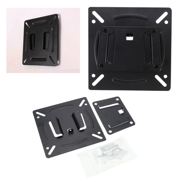 Brand New Universal 12-24 LCD LED Plasma Monitor TV Computer Screen Wall Mount Bracket(China (Mainland))