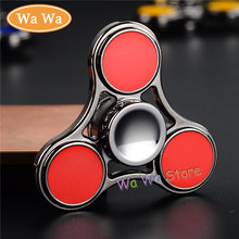 Buy 2017 New Styles Fidget Spinner High EDC Hand Spinner Autism ADHD Rotation Time Long Anti Stress Toys Kid Gift for $8.26 in AliExpress store