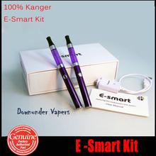 Original Kanger Slim Electronic Cigarette E Smart Kit 320mah Battery Double Starter Kit Kangertech E-Cigarette Kit