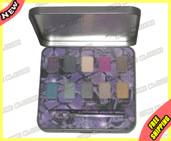 CosmetIc Makeup Urban Naked Eyeshadow Primer Make up Nude 10 Color Eye Shadow Palette The MarIposa Special  Size Kit Sets 1Pcs